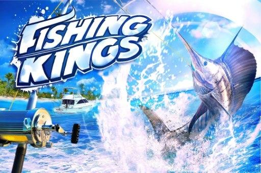 Fishing Kings HD - Прекрасный симулятор рыбалки