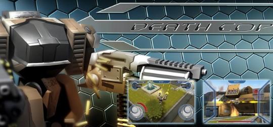 Death Cop - Mechanical Unit - хорошая игрушка для Android