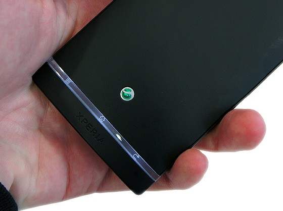 Первый взгляд на Android-смартфон Sony Xperia S