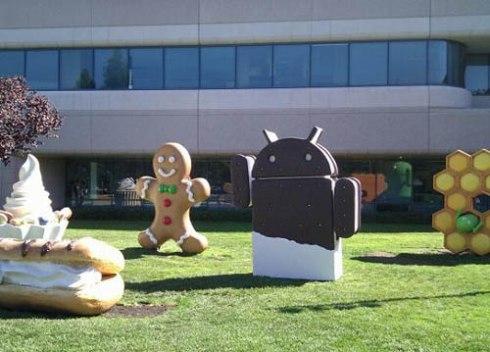 Sony сертифицировала Android 4.0 для Xperia arc, arc S, neo V и ray