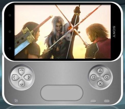 Игровой смартфон Sony Xperia Play HD на платформе Tegra 3