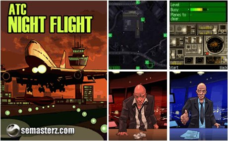 Air Traffic Control: Night Flight