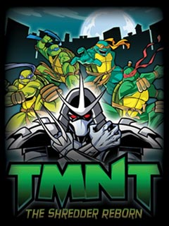 TMNT: The Shredder Reborn