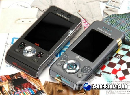 Sony Ericsson W910 Repair Movie