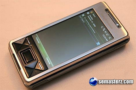 Sony Ericsson Xperia X1 Repair Instruction Movie