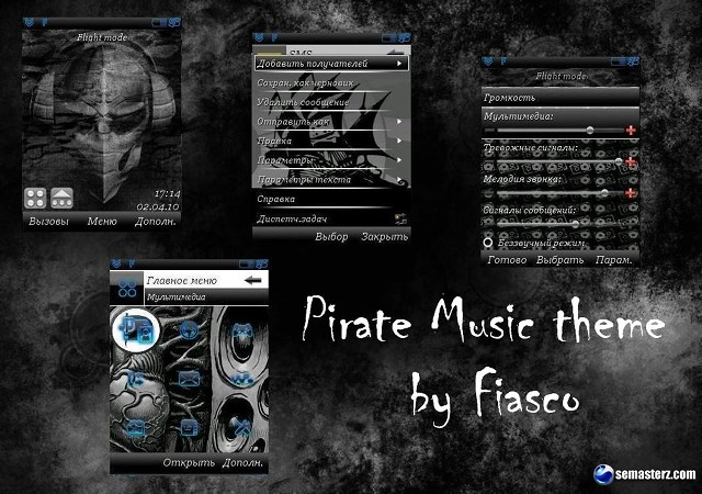 Pirate Music theme by Fiasco