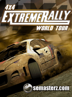 4х4 Extreme Rally World Tour - Java игра