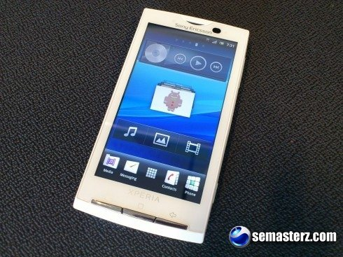Sony Ericsson Xperia X10 получит обновление до Android 2.3 Gingerbread