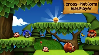 Muffin Knight - хорошая игрушка для Android