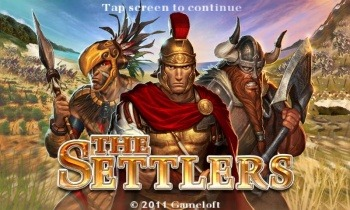 The Settlers HD - великая игра для Android