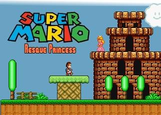 Super Mario: Rescue Princess